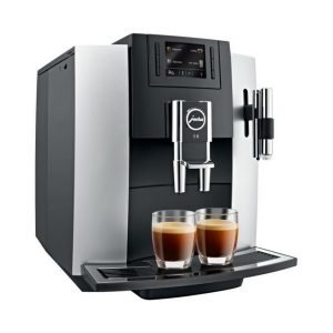 Jura E8 Kahvikeskus