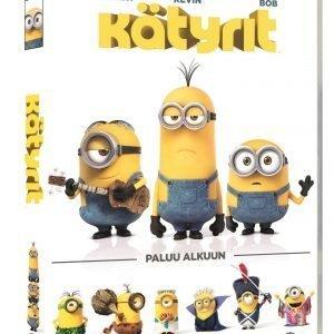Kätyrit Dvd
