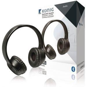 König Bluetooth Kuulokemikrofoni 4.0