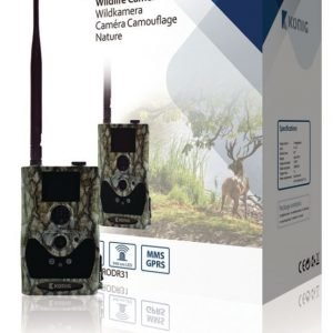 König wildlife camera with GPRS/MMS function