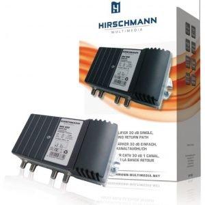 Kaapeliradion ja -television vahvistin 30 db yksittäinen paluukanavatuki voidaan jatkaa pistokkeilla
