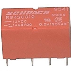 Kaksi napainen 5 V 0.5 A 125 VA