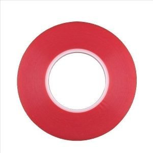 Kaksipuolinen vahva teippi mm. näyttöjen kiinnittämiseen (2mm x 30m)