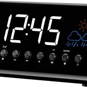 Kelloradio sääennusteilla