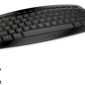 Keyboard Microsoft Arc Keyboard (Nordisk)