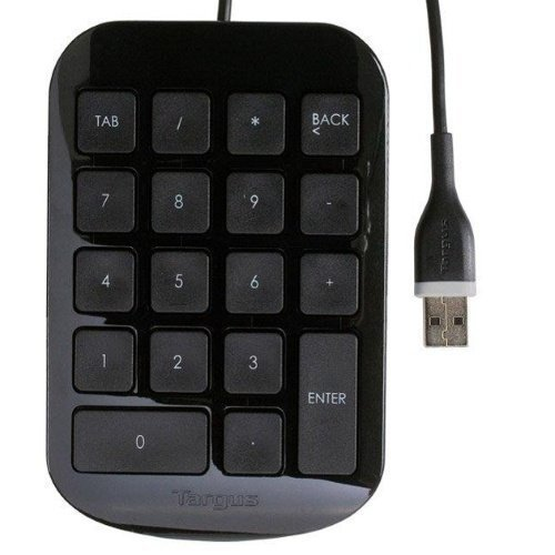 Keyboard TARGUS Number Pad USB Black/Grey