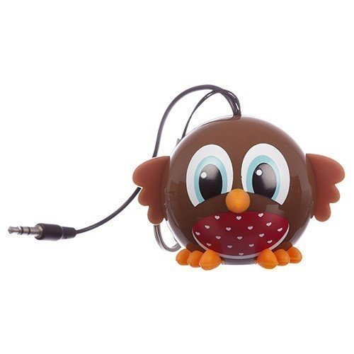 KitSound Mini Buddy Owl Speaker
