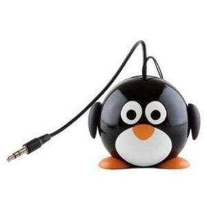 KitSound Mini Buddy Penguin Speaker EOL