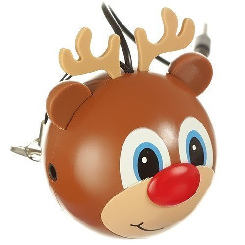 KitSound Mini Buddy Reindeer Speaker