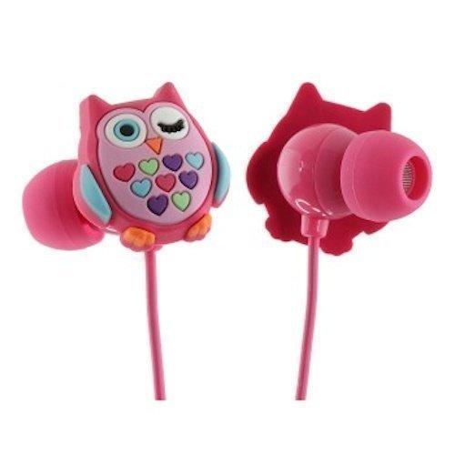 Kitsound EarBud Owl