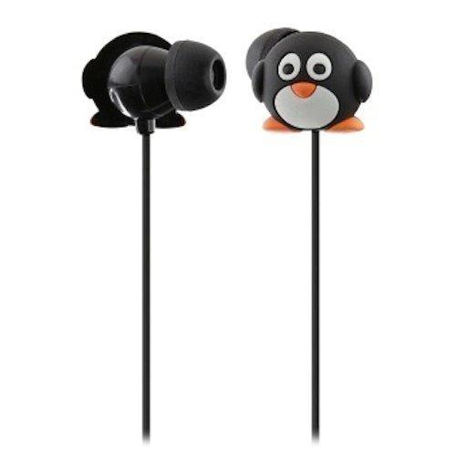 Kitsound EarBud Pingvin