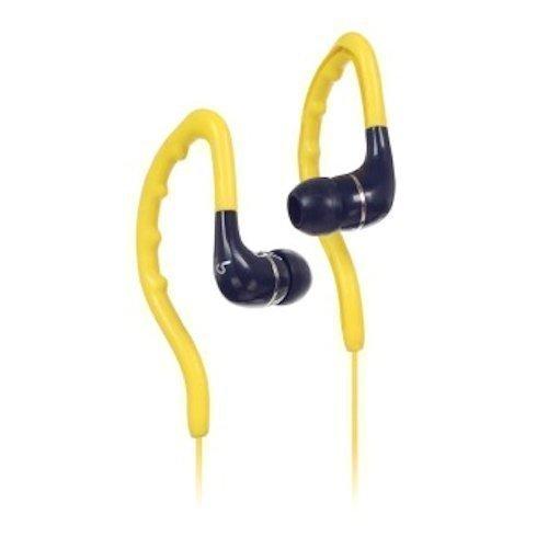 Kitsound Earbud Enduro Yellow