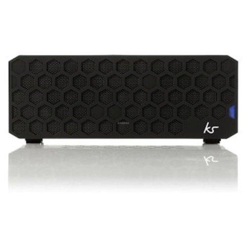 Kitsound Hive Speaker Black