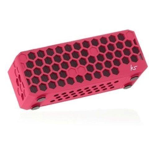Kitsound Hive Speaker Pink