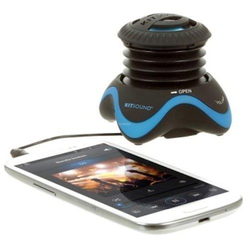 Kitsound Invader Speaker Black