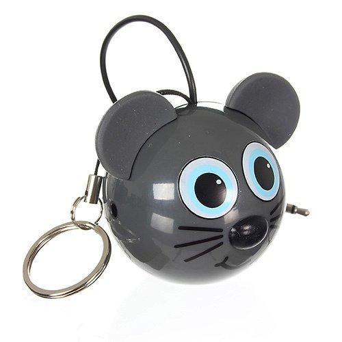 Kitsound Mini Buddy Mouse Speaker