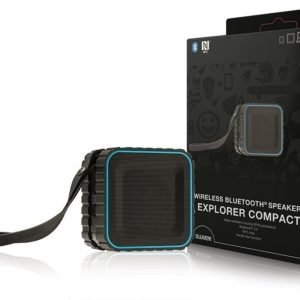 Kompakti langaton Bluetooth-kaiutin Explorer