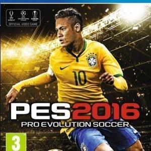Konami Pro Evolution Soccer 2016
