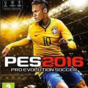 Konami Pro Evolution Soccer Euro 2016