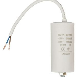 Kondensaattori30.0uf / 450 V + johto