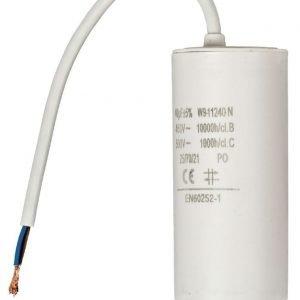 Kondensaattori40.0uf / 450 V + johto