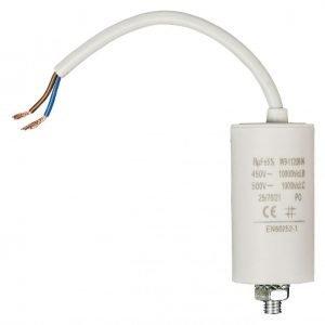 Kondensaattori8.0uf / 450 V + johto