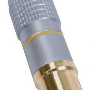 Korkealaatuinen antenni naaras (2x)