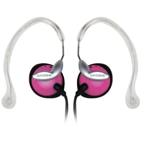 Koss Clipper Pink In-ear Sport
