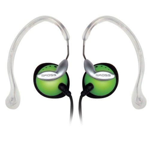 Koss Clipper Sport On-Ear Green