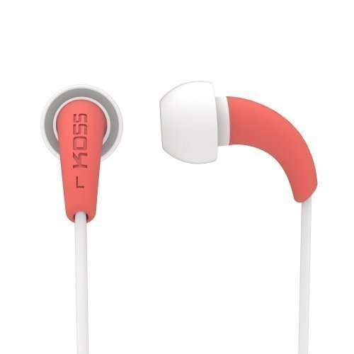 Koss Fit Buds In-ear Coral