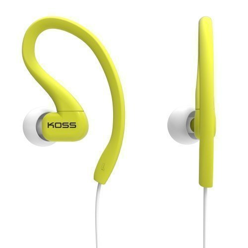 Koss Fit Clips In-ear Lime