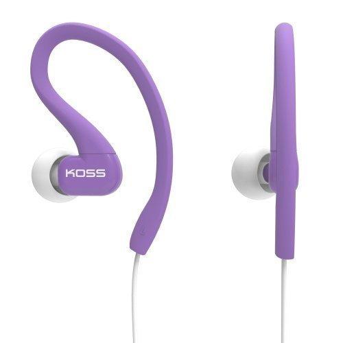 Koss Fit Clips In-ear Purple