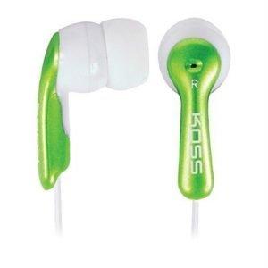 Koss Mirage Green In-ear