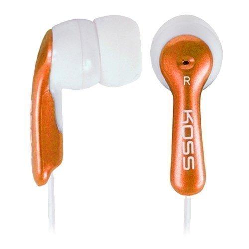 Koss Mirage In-Ear Orange