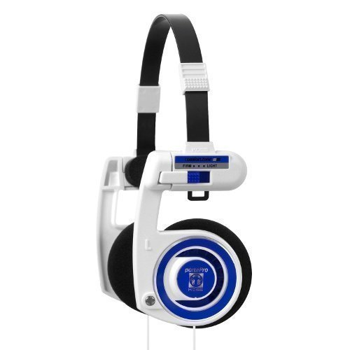 Koss Porta Pro 2.0 On-Ear White / Blueberry