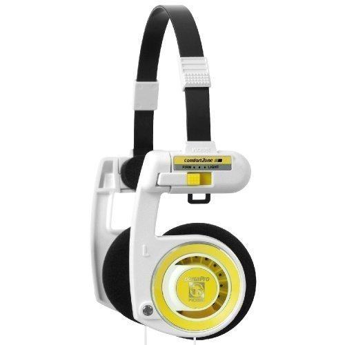 Koss Porta Pro 2.0 White Lemon Ear-pad