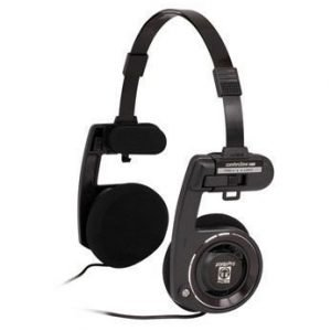 Koss Porta Pro Black Ear-pad