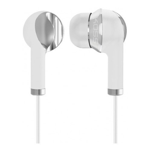 Koss iL100w In-Ear White / Chrome
