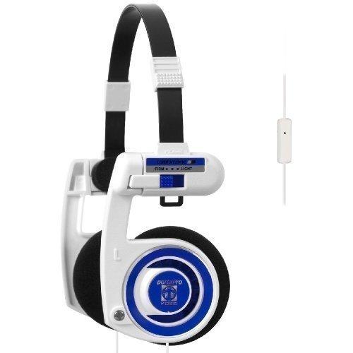 Koss iPorta Pro 2.0 White Blueberry Ear-pad