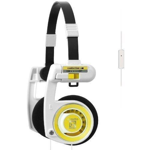 Koss iPorta Pro 2.0 White Lemon Ear-pad