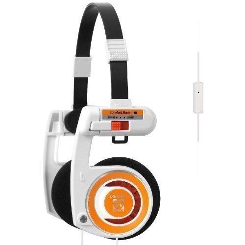 Koss iPorta Pro 2.0 White Orange Ear-pad