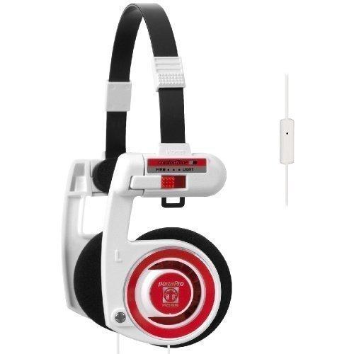 Koss iPorta Pro 2.0 White Strawberry Ear-pad