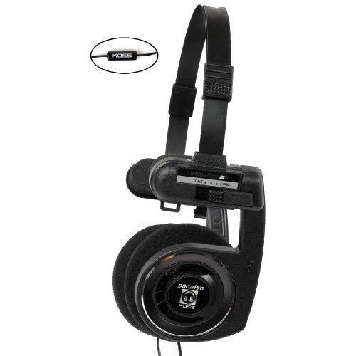 Koss iPorta Pro Black Ear-pad