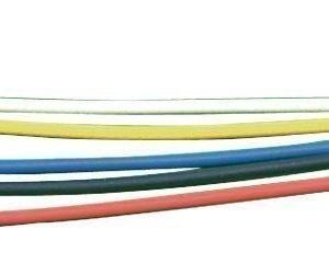 Kutistesukka läpikuultava 25.4 - 12.7 mm