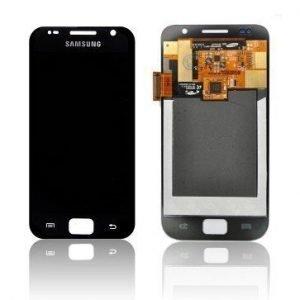 LCD-näyttö + kosketuspaneeli Samsung Galaxy S3 i9300 GT-I9300 Musta