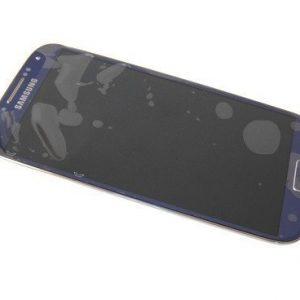 LCD-näyttö + kosketuspaneeli Samsung Galaxy S4 LTE Gt-I9505 - Sininen
