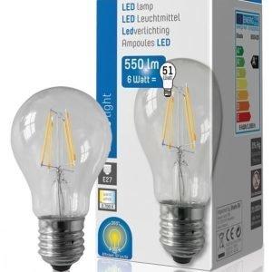 LED Filament A60 550Lm