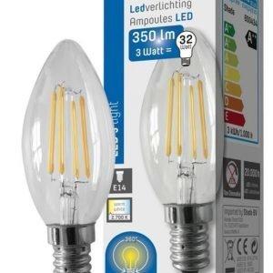 LED Filament C35 350Lm