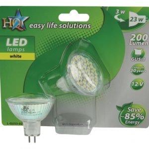 LED lamppu GU5.3 MR16 5.5W