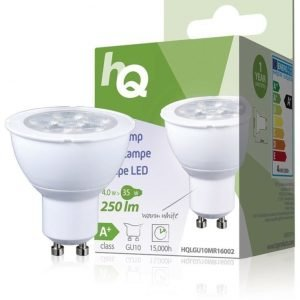 LED-lamppu MR16 GU10 4 W 250 lm 2700K